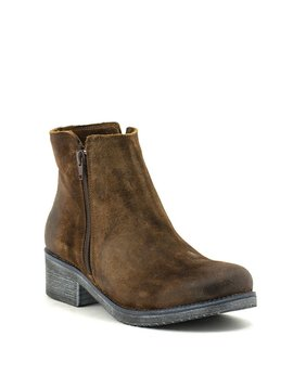 Naot Wander Boot Seal Brown Suede