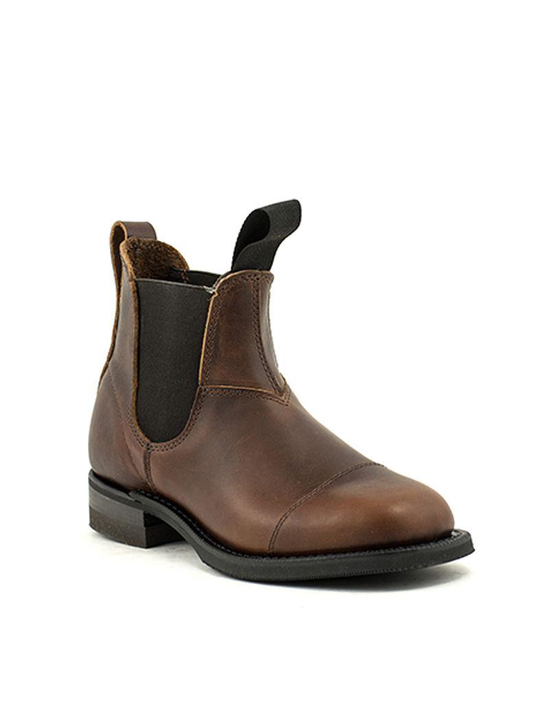 b8490c8c53f Canada West Canada West 6776 Romeo Boot Pecan Tumbled Leather