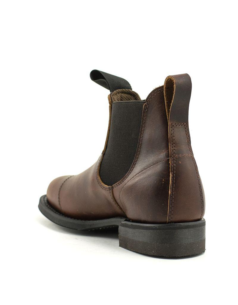 Canada West Ladies Canada West 6776 Romeo Boot Pecan Tumbled Leather