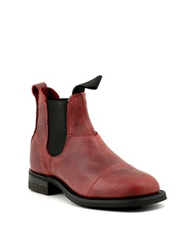 Ladies Canada West 6778 Romeo Boot Red