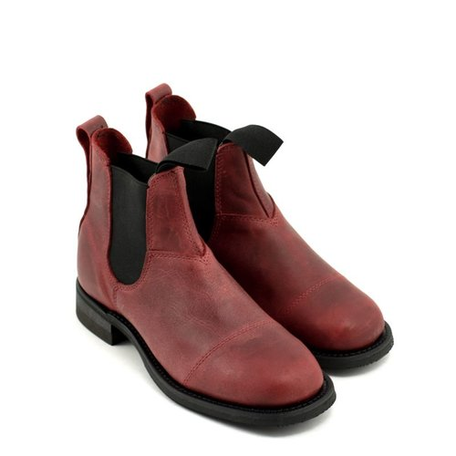 Canada West Ladies Canada West 6778 Romeo Boot Red
