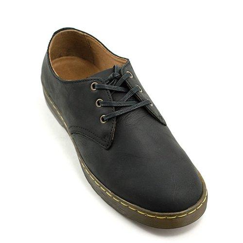 697facb6bca20 Men's Dr. Martens Coronado Shoe Black Wyoming Leather
