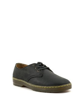 Men's Dr. Martens Coronado Shoe Black Wyoming Leather