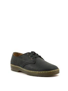 Men's Dr. Martens Coronado Shoe Black Wyoming Leather