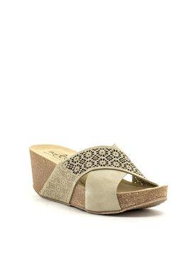 Bos&Co Lomi Sandal Beige