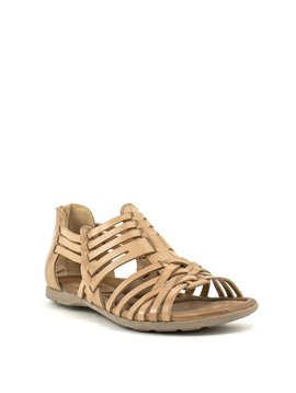 Earth Bonfire Sandal Camel