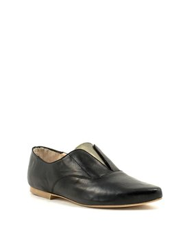 Bos&Co Feira Shoe Black/Pewter