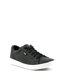 Keds Ace Leather Sneaker Black