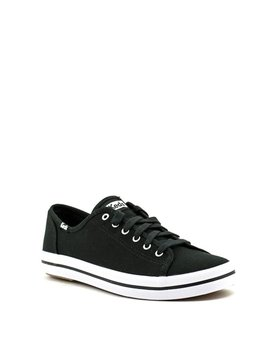 Keds Kickstart Canvas Sneaker Black