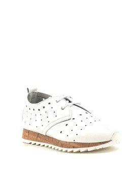 Ateliers Lizbet Sneaker White