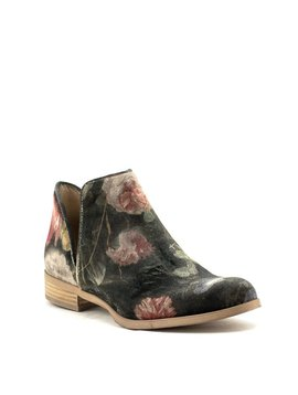 Ateliers Zale Boot Floral Velour