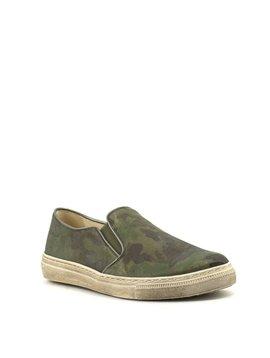 Gabor 83.352.45 Sneaker Camo Perl/Olive Kombi