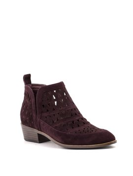 Cecelia New York Catherine Boot Burgundy