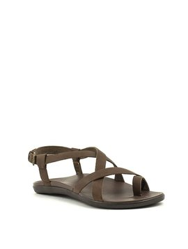 Olukai Upena Sandal Kona Coffee Leather