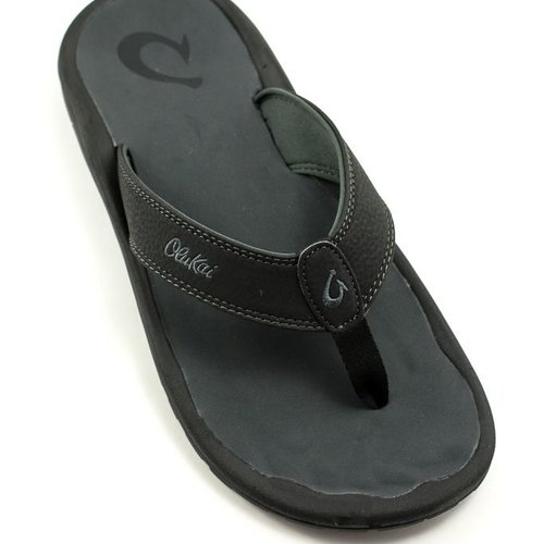 Olukai Men's Olukai Ohana Sandal Black/Dk Shadow