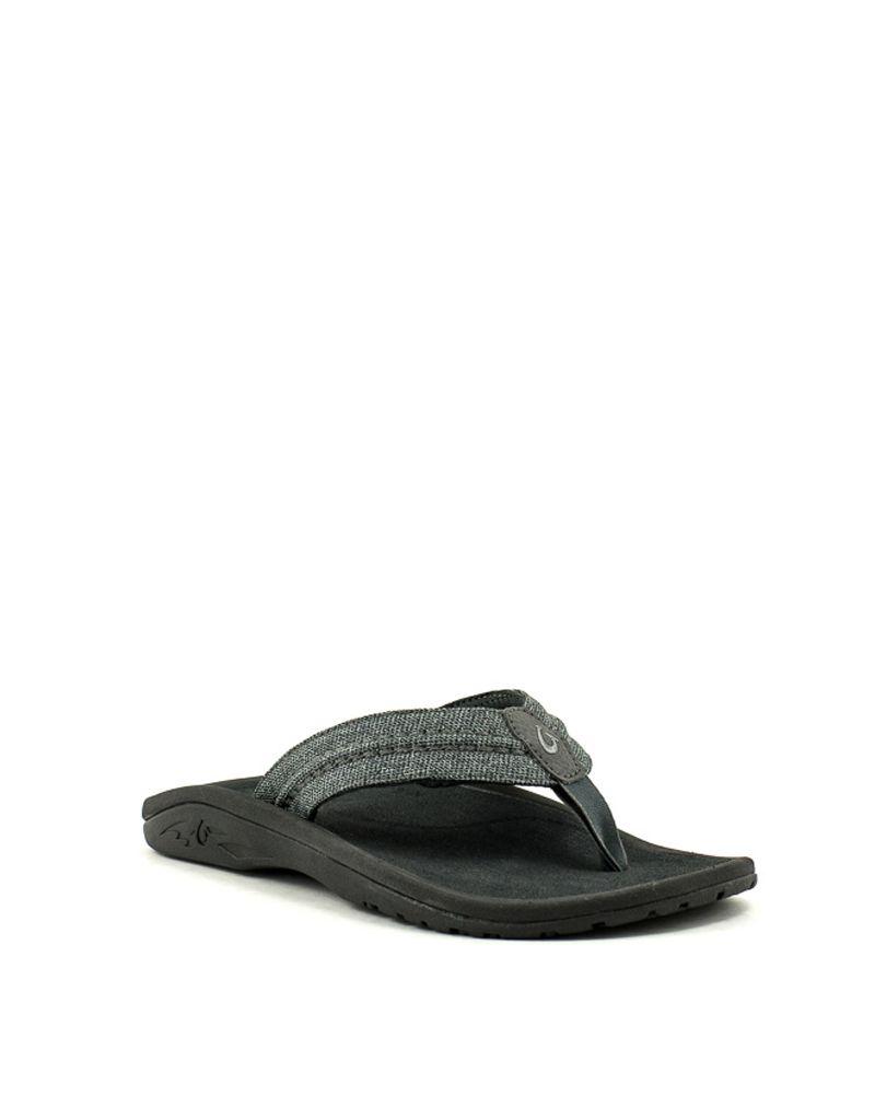 d0ece7c9faa4 Men s Olukai — Hokua Mesh Sandal in Dk Shadow at Shoe La La