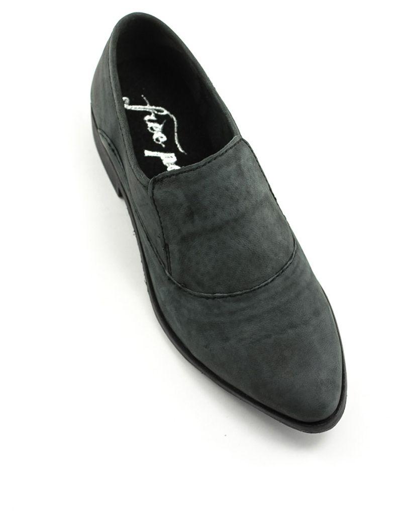 Free People Free People Brady Slip On Loafer Black