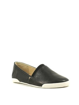Frye Melanie Slip On Black