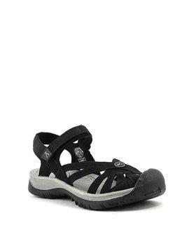 Keen Rose Sandal Black/Neutral Grey