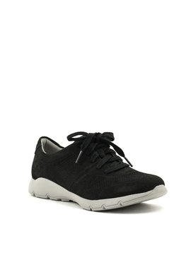 Dansko Alissa Shoe Black Nubuck