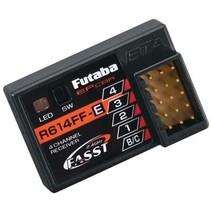 Futaba R614FF-E 2.4G 4-Channel FASST Receiver