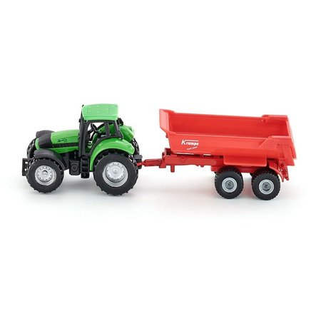 SIKU SIKU Tractor Wth Tipping Trailer Nr. 1632