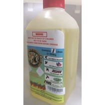 ACE REFINED  CASTOR OIL 5lt  Bottle  TRIPLE FILTERED FIRST PRESSING.