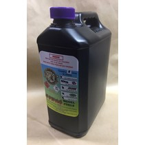 5lt     25% NITRO FUEL  KLOTZ 8.25%  CASTOR OIL 2.75% BRENTS BREW BLACK EDITION ( RACE FUEL )