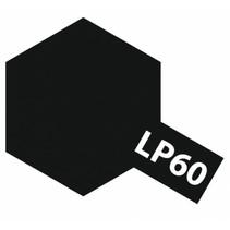 TAMIYA LACQUER PAINT NATO BLACK LP-60