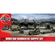 AIRFIX WWII RAF BOMBER RE-SUPPLY SET