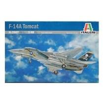 ITALERI F-14A TOMCAT 1/48. 2667
