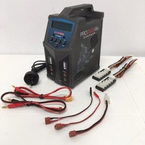 GT POWER TWIN AC/DC CHARGER  X2 TWIN  7A 80W SMART CHARGER