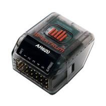 Spektrum AR620 air receiver is a full-range, 6-channel sport receiver with DSMX/DSM2 WITH INTERNAL ANTENNAS