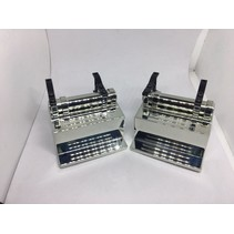 TAMIYA GRAND HAULER  STEPS WITH AIR TANKS COMPLETE SET  ( 1 PAIR )