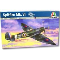 ITALERI SPITFIRE MK.VI 1/72  1307