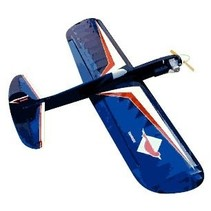 CONTROL LINE Tanager Kit BY BRODAK .<br /> <br /> Wing Span: 52 in.<br /> Plane Length: 37 1/2 in.<br /> Wing Area: 576 sq. in.<br /> Engine: .35 to .46