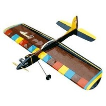CONTROL LINE Tanager KIT BY BRODAK .<br /> <br /> Wing Span: 41 in.<br /> Plane Length: 26 1/4 in.<br /> Wing Area: 330 sq. in.<br /> Engine: .19 to .35