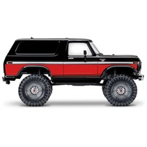 TRAXXAS  TRX 4 BRONCO  REQUIRES BATTERY & CHARGER