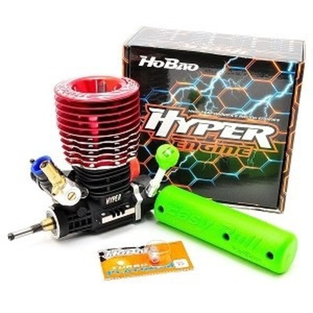 HO BAO HOBAO HYPER 30 TURBO 6 PORT ENGINE