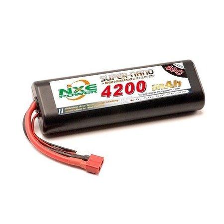 NXE POWER NXE POWER 7.4V 4200MAH 40C HARD CASE WITH TAMIYA PLUG