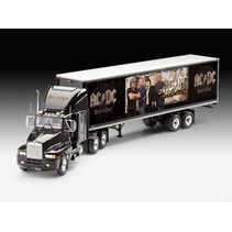 "REVELL 1:32 Truck & Trailer ""AC/DC"" Limited Edition"
