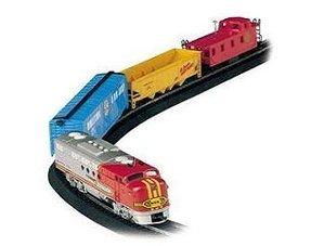 TRAINS & ACCESSORIES