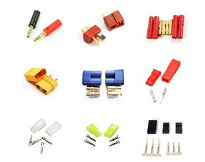 ELECTRIC PLUGS & WIRE