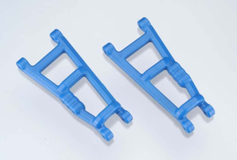 Rear A-Arms for Traxxas Elecric Stampede 2wd and Rustler Blue