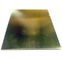 K & S BRASS SHEET .032 x 4 X 10 INCHES