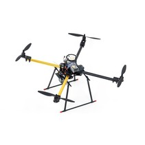 CENTURY UAV NEO 720 KIT (G10) QUAD MULTIROTOR  <br /><br />( This is frame only motors Battery Controller props etc are not included )