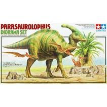 Parasaurolophus Diorama - Tamiya Model