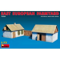 MINIART EAST EUROPEAN FARMYARD 1/72 72020