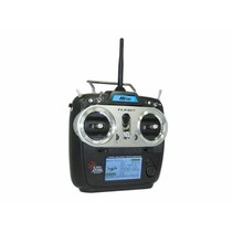 HITEC FLASH 7 TX WITH OPTIMA 7CH RX DRY CELL