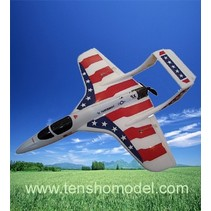 HY now $199 EPP FOAM THUNDERBAT XF II MODEL ARF INCL MOTOR SPEED & SERVOS
